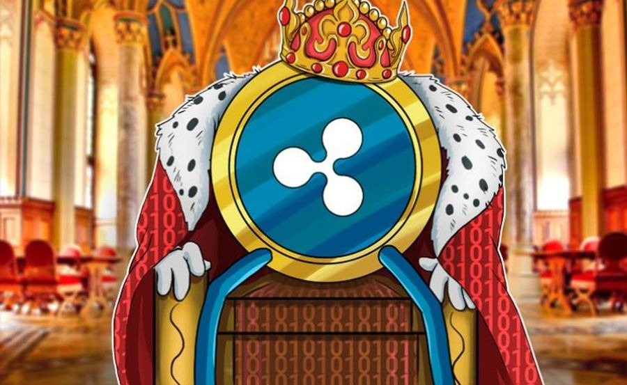 As you can see here, Ripple is a royal dynasty since the Medieval times. Not